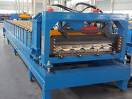 Best CE Roof Panel Roll Forming Machinery 18 Stations 5 Tons De - Coiler Single Chains for sale