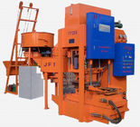 China High Production Efficient Concrete Roof Tile Forming Machine Japan PLC Controller distributor