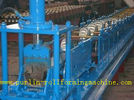 China Rainwater Half Round Seamless Gutter Machine Water Gutter Cold Roll Forming Line distributor