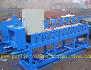 Best Roof Ceiling Roll Forming Machine , Omega Channel Roll Forming Machine For Furring Channel for sale