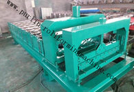 China Chain Driven Cold Steel Sheet Roller Machine Corrugated Double Layer PLC distributor