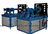 China Curving Elbow Stone Coated Roof Tile Machine Functional Blue distributor
